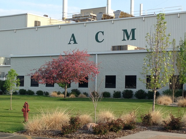 ACM Coldwater Michigan Facility