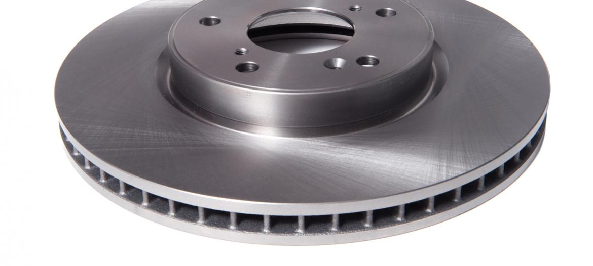 Front Disc Machining Iron