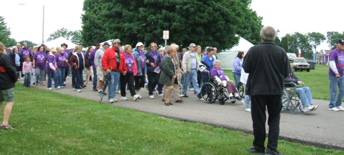 Relay for Life walkers to stop cancer